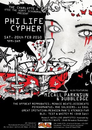 Phi Life Cypher