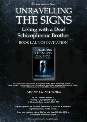 Unravelling the Signs - book launch