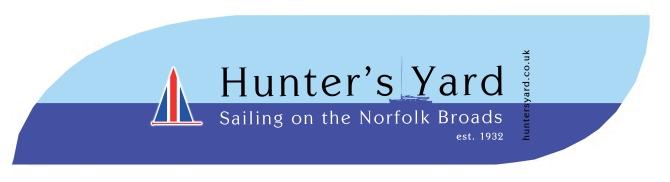 Hunters Yard Banner