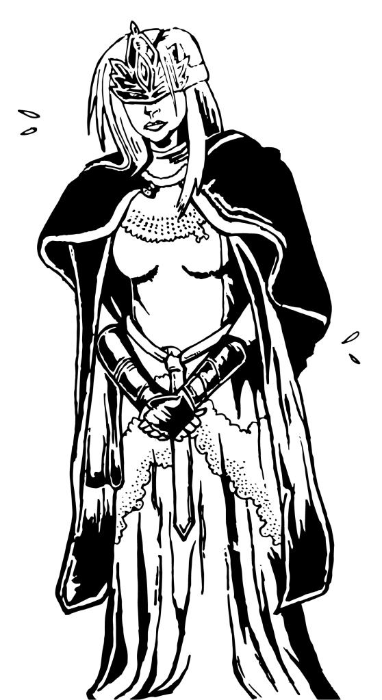 DarkSouls Fire Goddess v