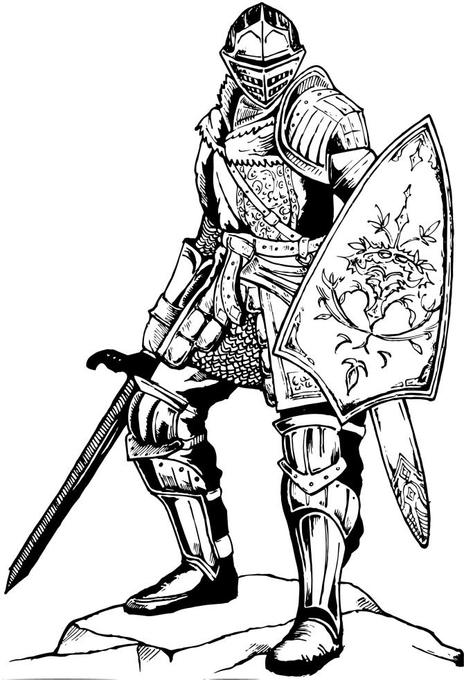 DarkSouls Soldier v