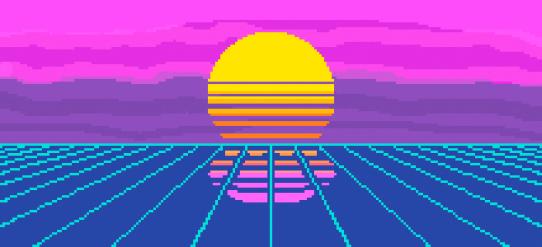 SciFi Pixel Art